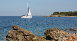 Sailing Yacht Charter Greece